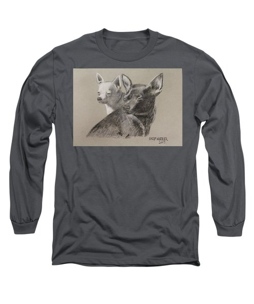 Coco And Rudy Long Sleeve T-Shirt
