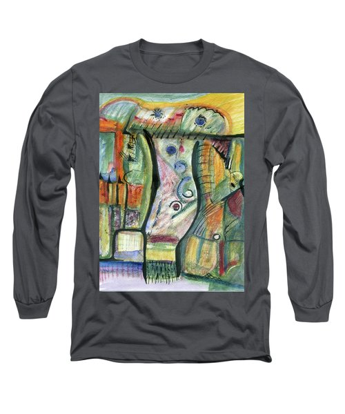 Coco Palm Long Sleeve T-Shirt