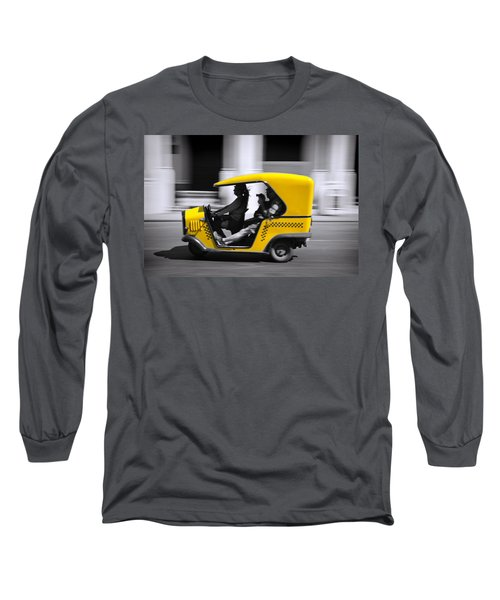 Coco Taxi Long Sleeve T-Shirt