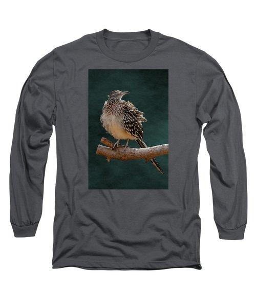 Cocoa Puffed Cuckoo Long Sleeve T-Shirt