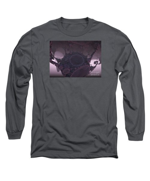 Cocoon Long Sleeve T-Shirt by Melissa Messick