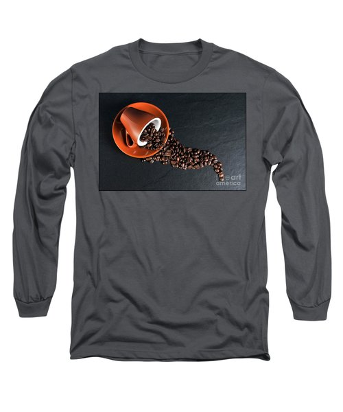Coffee #2 Long Sleeve T-Shirt