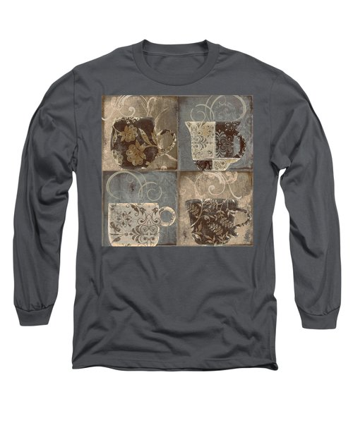 Coffee Flavors IIi Long Sleeve T-Shirt