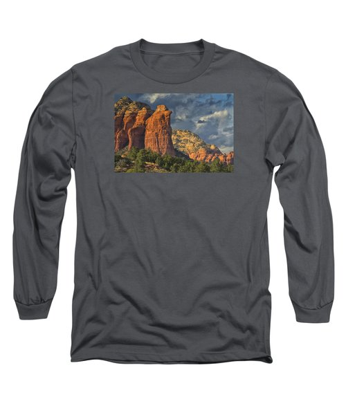 Long Sleeve T-Shirt featuring the photograph Coffee Pot Rules by Tom Kelly