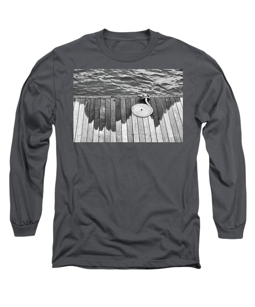 Coiled Rope Long Sleeve T-Shirt