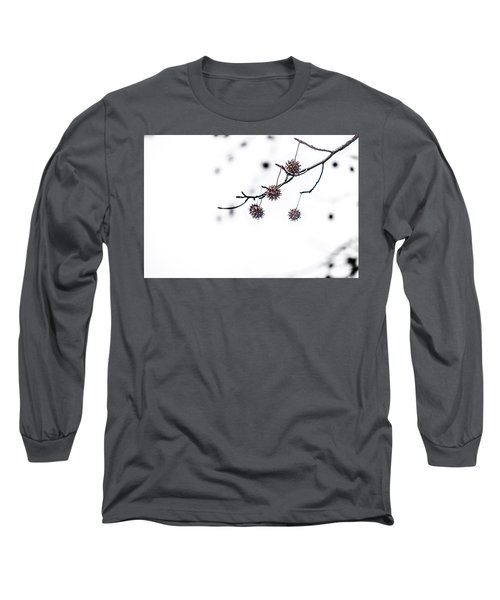 Cold And Pointy Long Sleeve T-Shirt