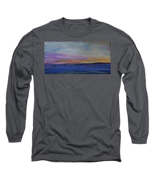 Cold Night Coming Soon Long Sleeve T-Shirt