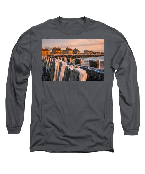 Cold Row Long Sleeve T-Shirt