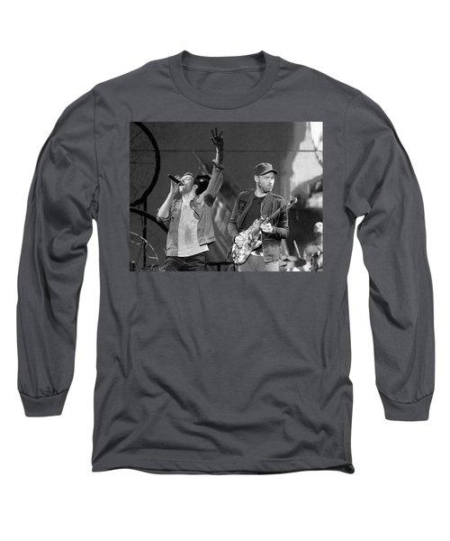 Coldplay 14 Long Sleeve T-Shirt