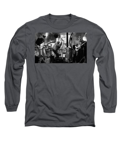 Coldplay 15 Long Sleeve T-Shirt by Rafa Rivas