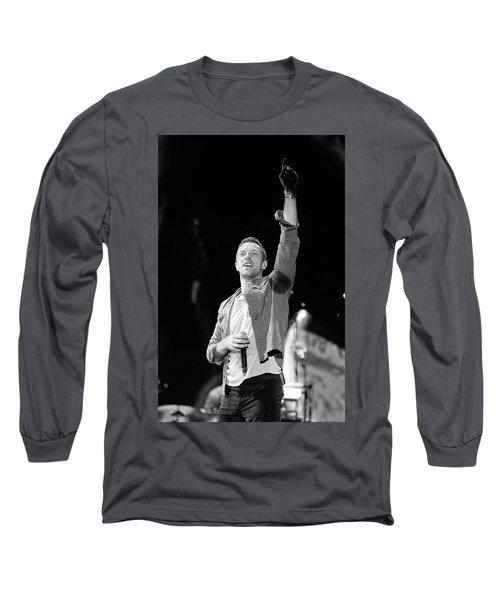 Coldplay 16 Long Sleeve T-Shirt