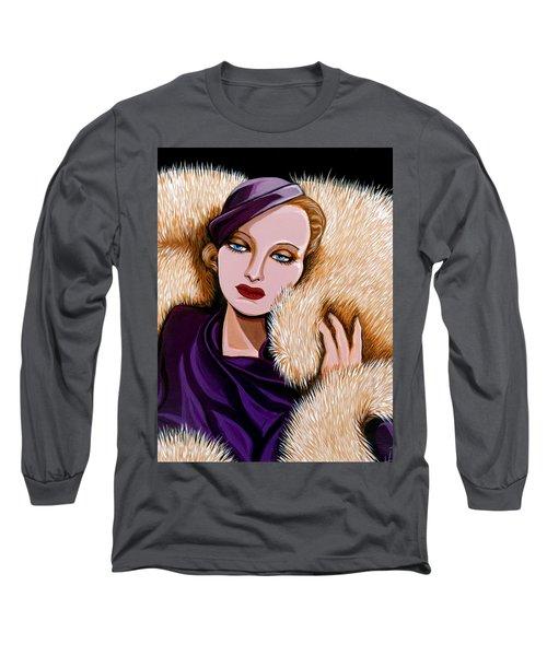 Colette Long Sleeve T-Shirt by Tara Hutton