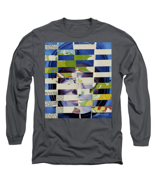 Collage Verso Long Sleeve T-Shirt