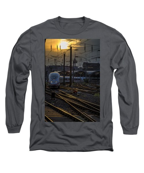 Cologne Central Station Long Sleeve T-Shirt