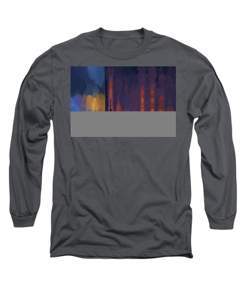 Color Abstraction Lii Long Sleeve T-Shirt