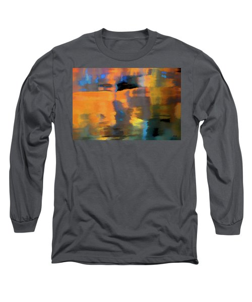 Color Abstraction Lxxii Long Sleeve T-Shirt