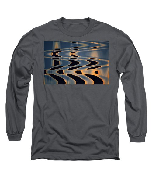 Color Abstraction Xxiv  Long Sleeve T-Shirt