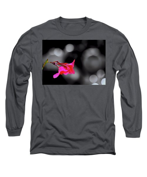 Color By Fuchsia Long Sleeve T-Shirt