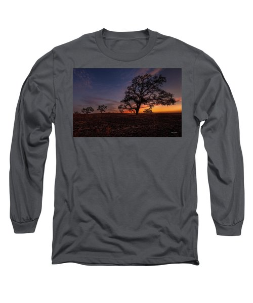 Color Change At First Light Long Sleeve T-Shirt