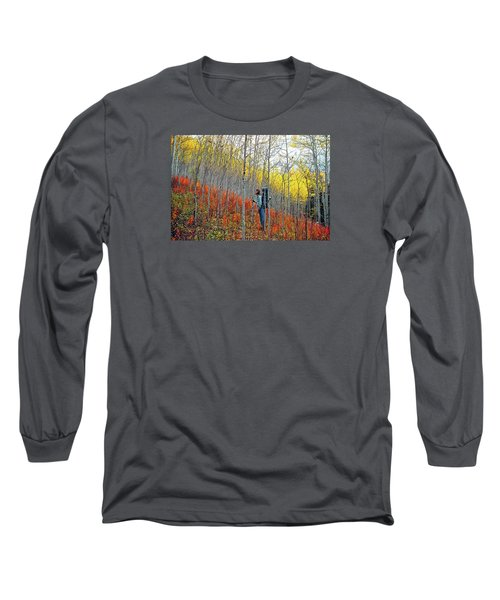 Color Fall Long Sleeve T-Shirt
