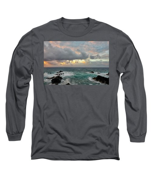 Color In Maui Long Sleeve T-Shirt