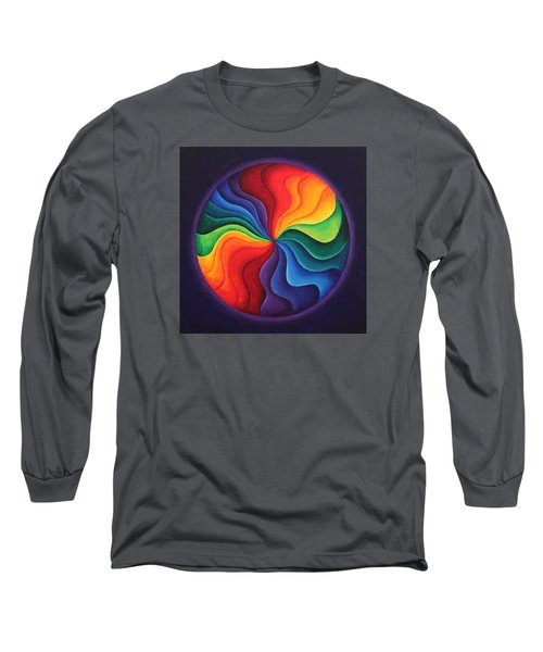 Color Joy Long Sleeve T-Shirt
