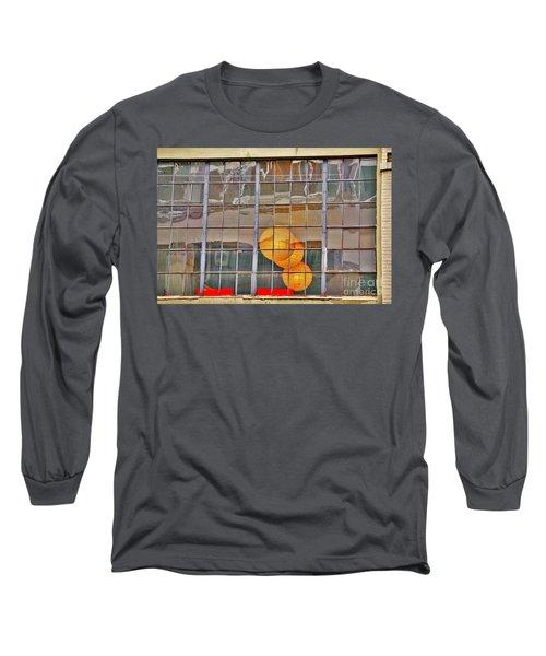Color Me Golden Long Sleeve T-Shirt