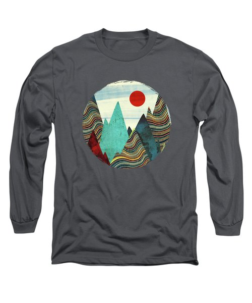 Color Peaks Long Sleeve T-Shirt