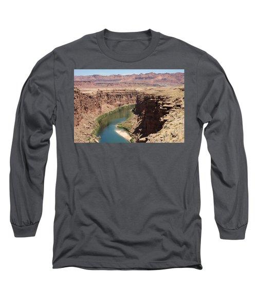 Colorado Red Long Sleeve T-Shirt