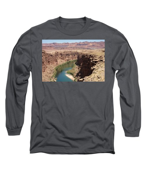 Colorado Red Long Sleeve T-Shirt
