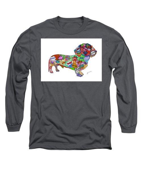 Who You Callin' A Wiener Long Sleeve T-Shirt