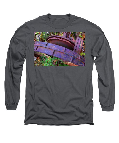 Colorful Gear Long Sleeve T-Shirt