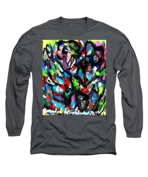 Colorful Of Life Long Sleeve T-Shirt