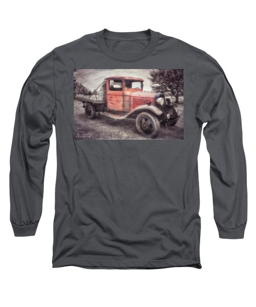 Colorful Past Long Sleeve T-Shirt