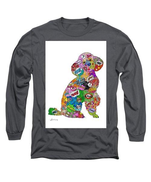 Poodle-icious Long Sleeve T-Shirt