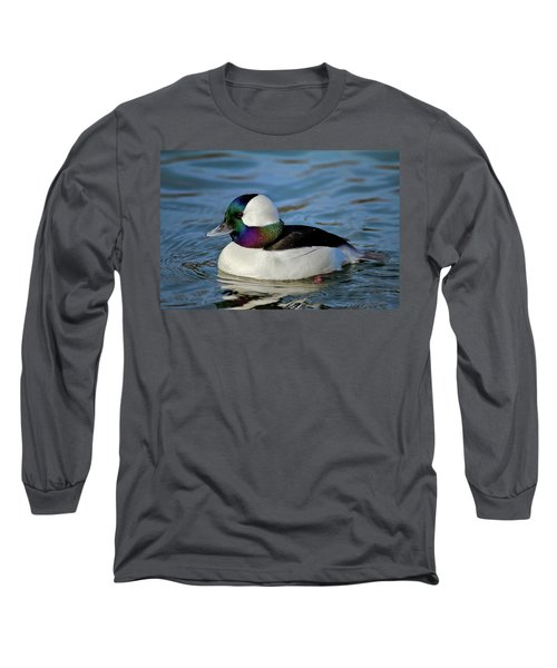 Colorful Waterfowl Long Sleeve T-Shirt
