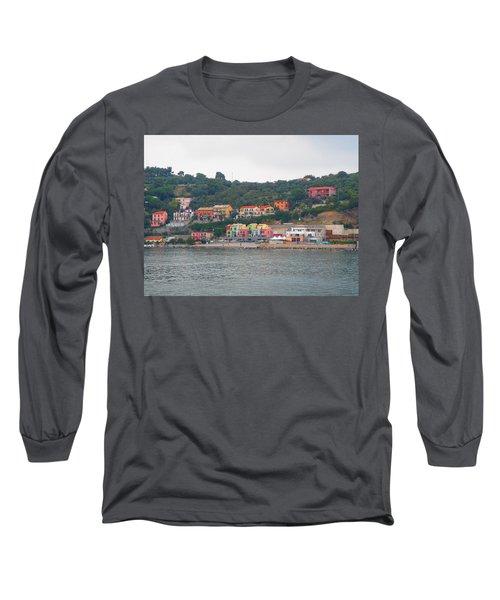 Colors Along The Coast Long Sleeve T-Shirt