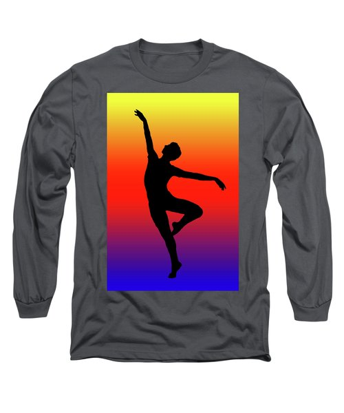 Colors Dance Long Sleeve T-Shirt