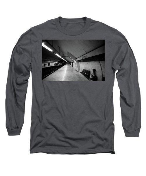 Colosseo Station Long Sleeve T-Shirt