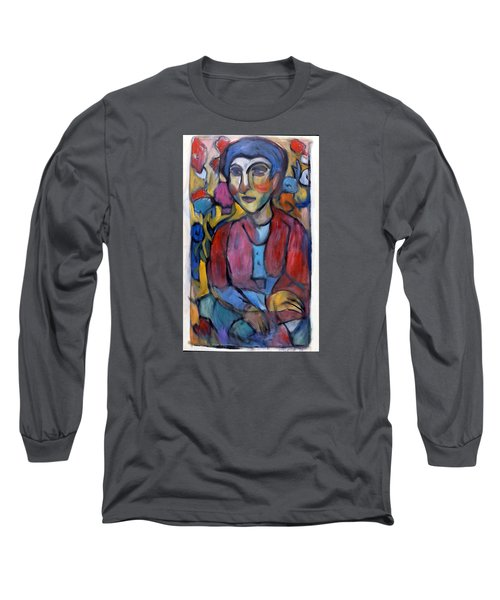 Colourful Contemple Long Sleeve T-Shirt
