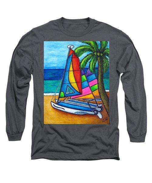 Colourful Hobby Long Sleeve T-Shirt