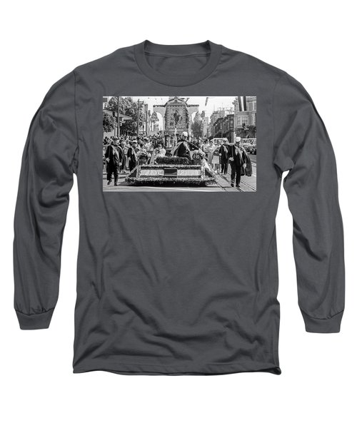 Columbus Day Parade San Francisco Long Sleeve T-Shirt
