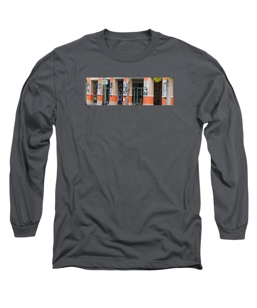 Columnart Long Sleeve T-Shirt