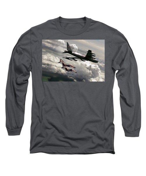 Combat Air Patrol Long Sleeve T-Shirt