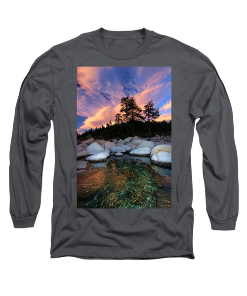 Come Into My World Long Sleeve T-Shirt