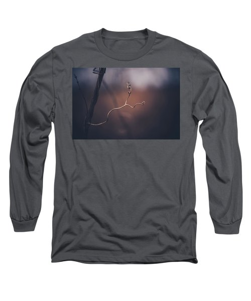 Long Sleeve T-Shirt featuring the photograph Come Slowly by Shane Holsclaw