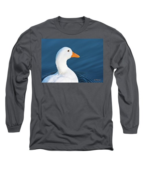 Come Swim With Me Long Sleeve T-Shirt