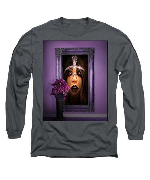 Come With Me, If You Dare Long Sleeve T-Shirt