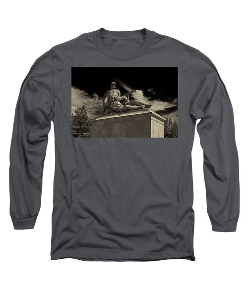 Come With Me If You Want To Live Long Sleeve T-Shirt
