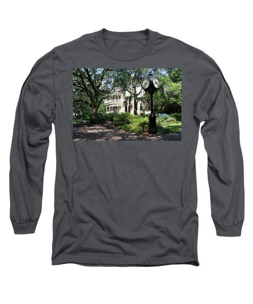 Comfort Zone Long Sleeve T-Shirt by Ed Waldrop